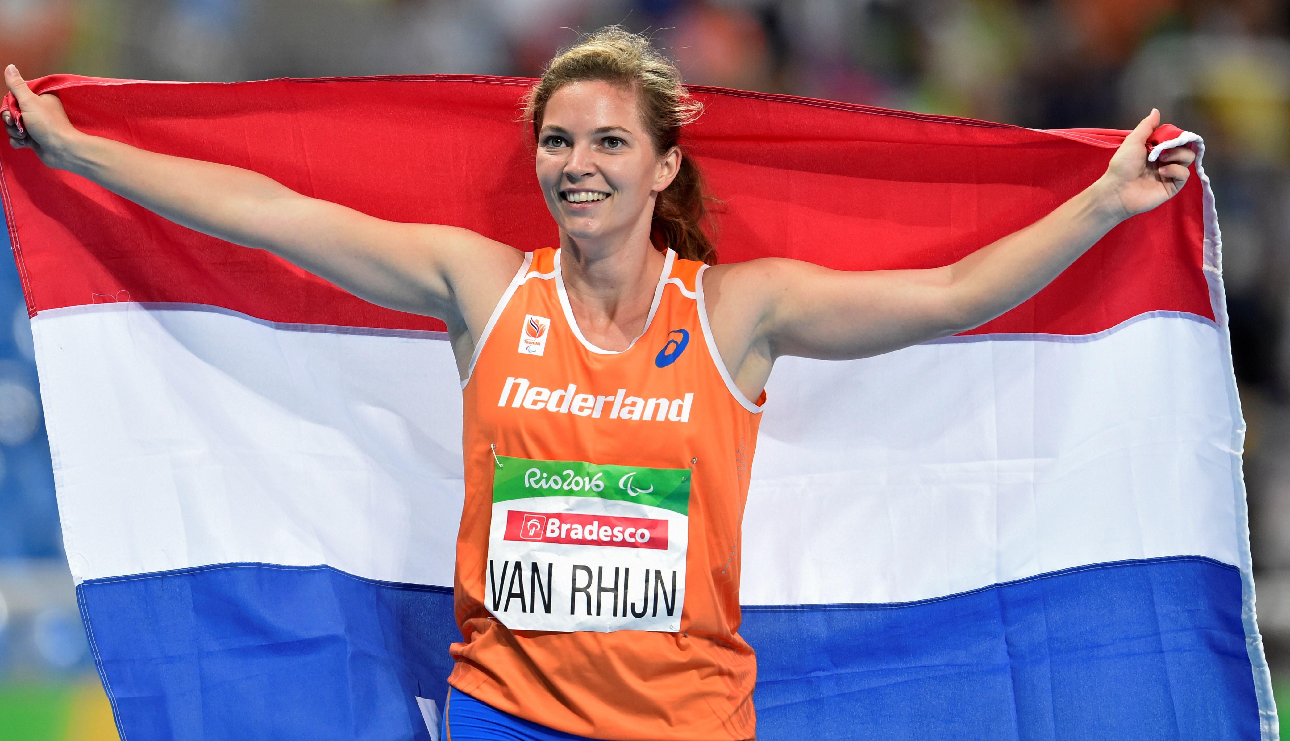 Marlou van Rhijn beëindigt haar topsportcarrière