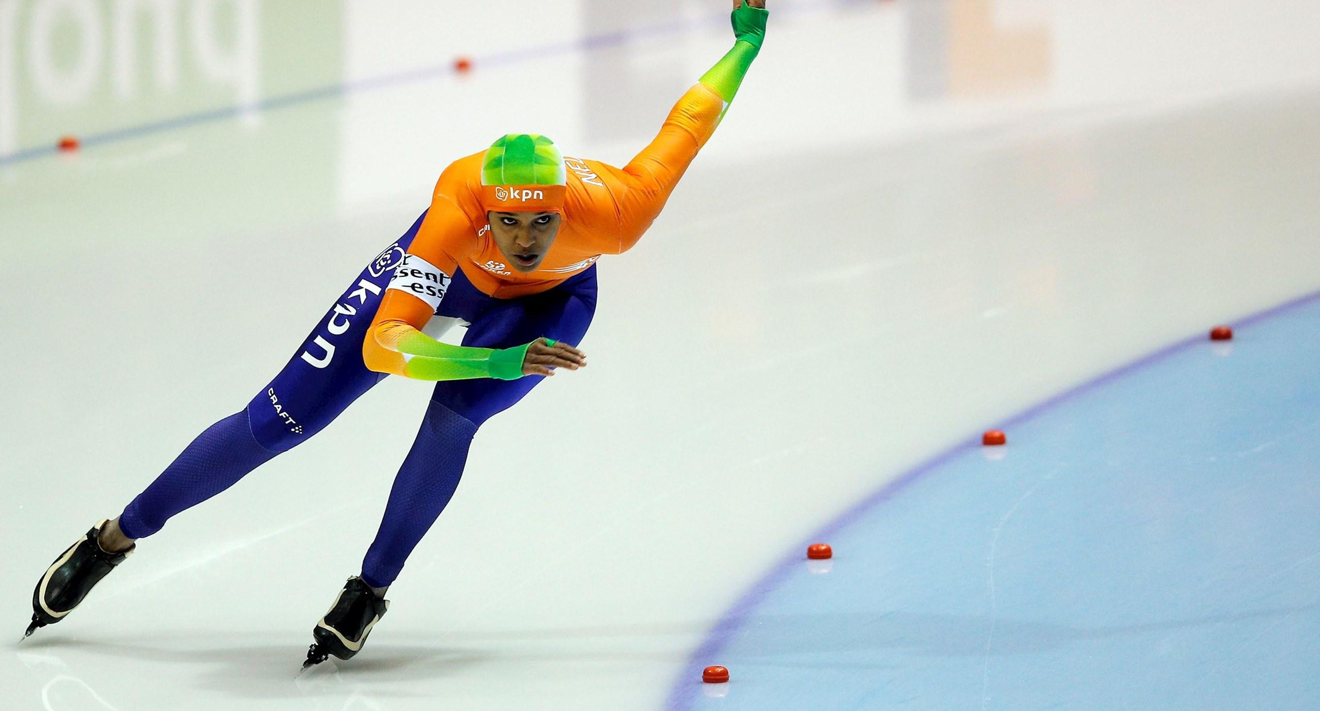 PyeongChang 2018: schaatsen 500 m (v)