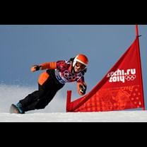 PyeongChang 2018: snowboard parallelreuzenslalom (v)