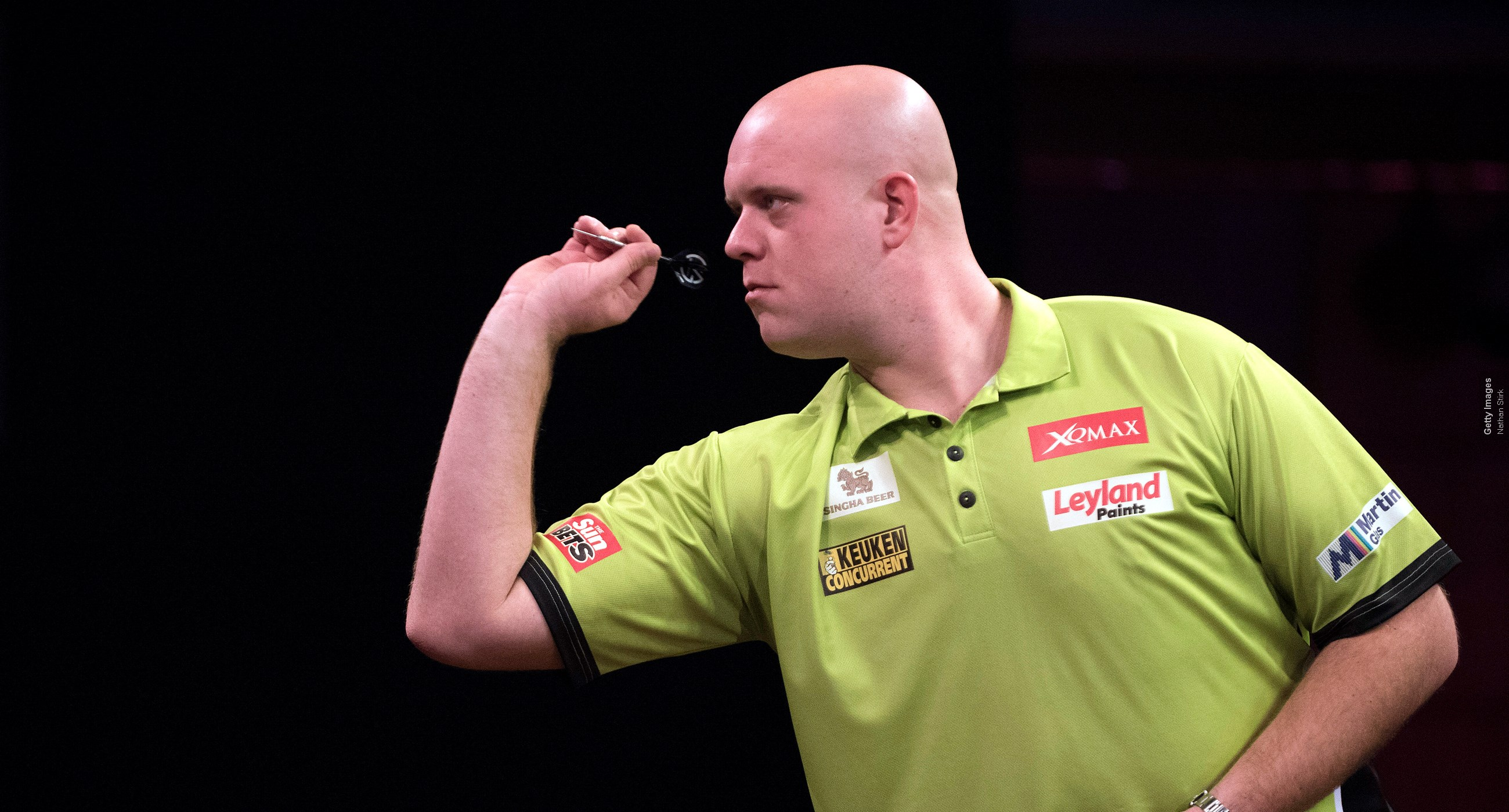 Premier League Darts ronde 12, Cardiff